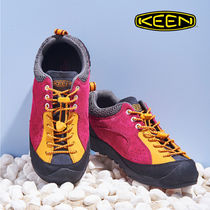 KEEN Mountain Boots Unisex Suede Street Style Plain Sneakers