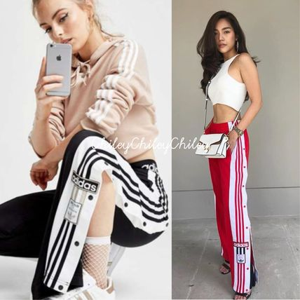 Casual Style Street Style Long Pants