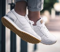 Nike AIR VORTEX Street Style Plain Leather Sneakers
