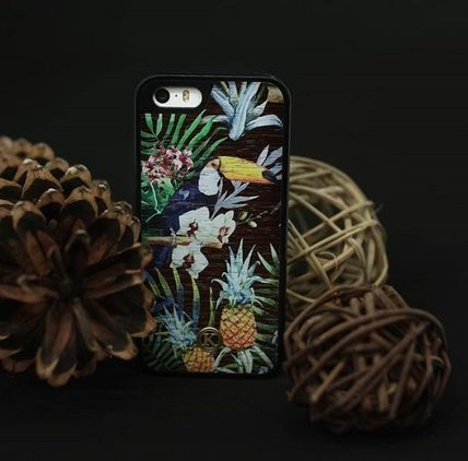 Flower Patterns Tropical Patterns Unisex Handmade