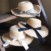Fringes Straw Hats