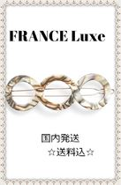 FRANCE Luxe Barettes Casual Style Clips