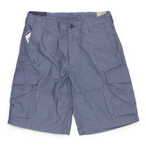 POLO RALPH LAUREN Street Style Cotton Cargo Shorts