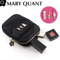 MARY QUANT Nylon Pouches & Cosmetic Bags