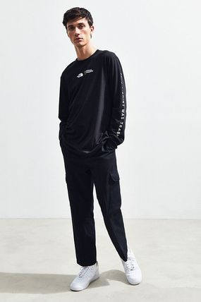 THE NORTH FACE Long Sleeve Collaboration Long Sleeves Cotton Long Sleeve T-Shirts 6