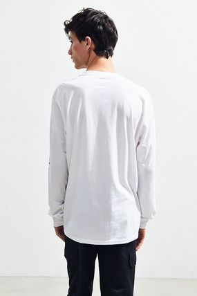 THE NORTH FACE Long Sleeve Collaboration Long Sleeves Cotton Long Sleeve T-Shirts 9