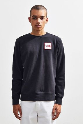 THE NORTH FACE Sweatshirts Crew Neck Sweat Long Sleeves Sweatshirts 5