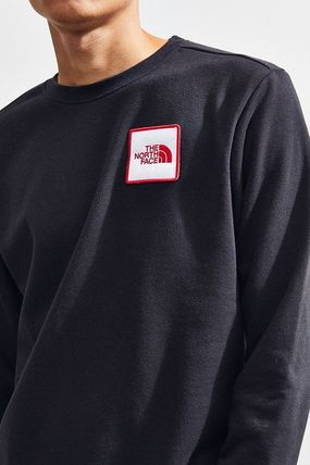 THE NORTH FACE Sweatshirts Crew Neck Sweat Long Sleeves Sweatshirts 6