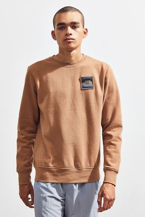 THE NORTH FACE Sweatshirts Crew Neck Sweat Long Sleeves Sweatshirts 2