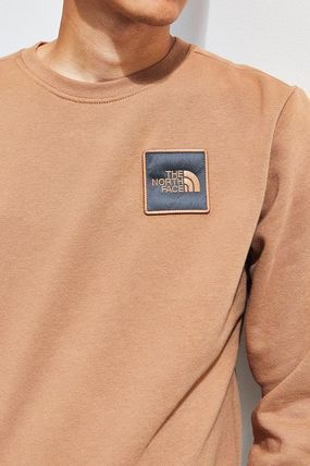 THE NORTH FACE Sweatshirts Crew Neck Sweat Long Sleeves Sweatshirts 3