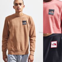 THE NORTH FACE Crew Neck Sweat Long Sleeves Sweatshirts