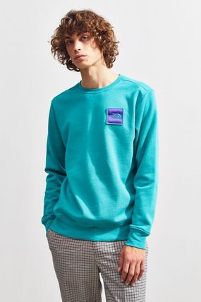 THE NORTH FACE Sweatshirts Crew Neck Sweat Long Sleeves Sweatshirts 9