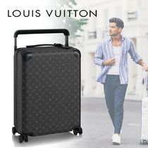 Louis Vuitton MONOGRAM Unisex 1-3 Days Hard Type TSA Lock Carry-on