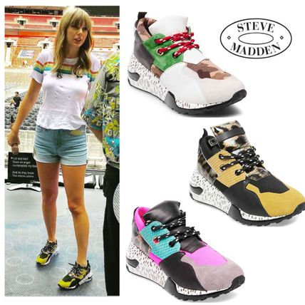 76a5a621edf Steve Madden 2018 SS Low-Top Sneakers by BlueBubbles - BUYMA