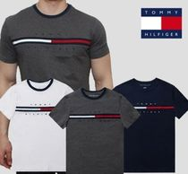 Tommy Hilfiger Unisex Street Style T-Shirts