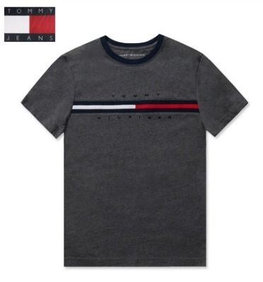 Tommy Hilfiger More T-Shirts Unisex Street Style T-Shirts 3