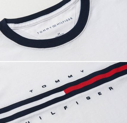 Tommy Hilfiger More T-Shirts Unisex Street Style T-Shirts 7