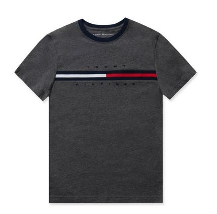 Tommy Hilfiger More T-Shirts Unisex Street Style T-Shirts 9