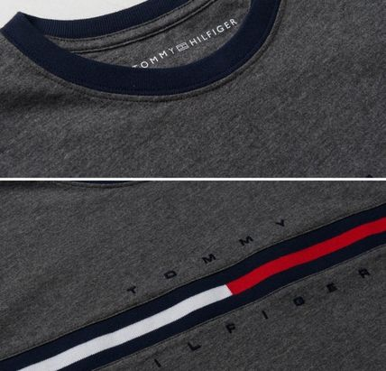 Tommy Hilfiger More T-Shirts Unisex Street Style T-Shirts 10