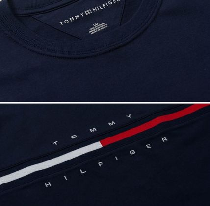 Tommy Hilfiger More T-Shirts Unisex Street Style T-Shirts 13