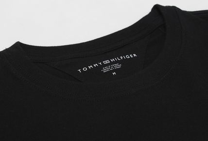 Tommy Hilfiger More T-Shirts Unisex Street Style T-Shirts 16