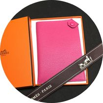 HERMES Calvi Passport Cases