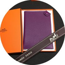 HERMES Garden Party Passport Cases