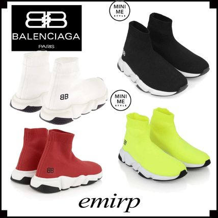 9b208b0bdc0e ... BALENCIAGA Kids Girl Sneakers Street Style Kids Girl Sneakers ...