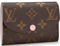 Louis Vuitton Monogram Folding Wallet Coin Cases