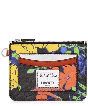 Tropical Patterns Card Holders