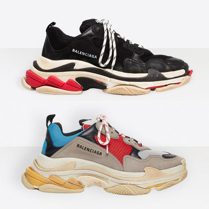 BALENCIAGA Sneakers Street Style Sneakers