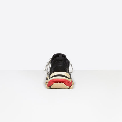 BALENCIAGA Sneakers Street Style Sneakers 4