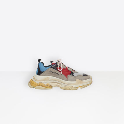 BALENCIAGA Sneakers Street Style Sneakers 6