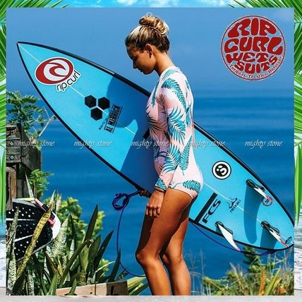 Flower Patterns Tropical Patterns Beach Cover-Ups