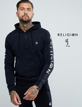 Religion Pullovers Sweat Street Style Long Sleeves Hoodies