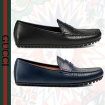 GUCCI Driving Shoes Loafers & Slip-ons