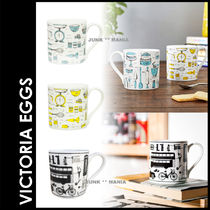 Victoria Eggs Cups & Mugs
