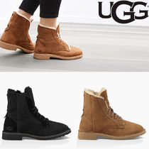 UGG Australia QUINCY Lace-up Boots Boots