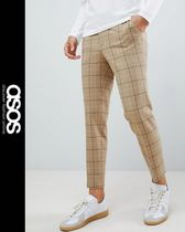 ASOS Other Check Patterns Skinny Fit Pants