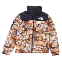Supreme Camouflage Street Style Collaboration Down Jackets