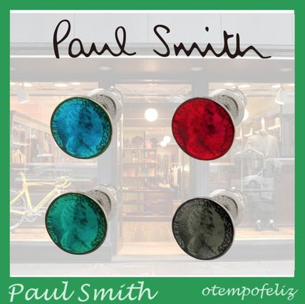 Paul Smith Earrings Silver 10