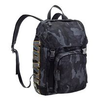 PRADA Camouflage Casual Style Nylon Purses Backpacks