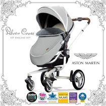 Silver Cross Surf Aston Martin Edition Prams
