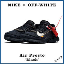 Nike AIR PRESTO Street Style Collaboration Sneakers
