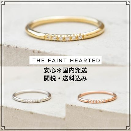 Costume Jewelry Casual Style 14K Gold Rings