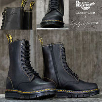 Dr Martens Unisex Street Style Collaboration Plain Leather