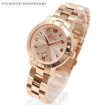 Vivienne Westwood Casual Style Quartz Watches Analog Watches