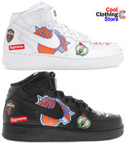 Supreme Unisex Street Style Collaboration Sneakers