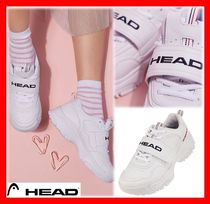 HEAD Casual Style Unisex Street Style Low-Top Sneakers