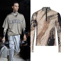 Louis Vuitton Street Style Long Sleeves Long Sleeve T-Shirts